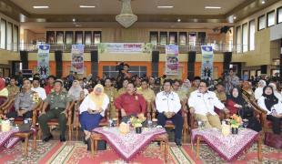 Sekda Inhil Buka Kegiatan Pemilihan Duta GenRe Dan Ajang Kreatifitas Remaja Provinsi Riau Tahun 2018
