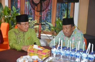 silahtuhrahmi antara pemkab inhil dan forkopimda pemprop Riau