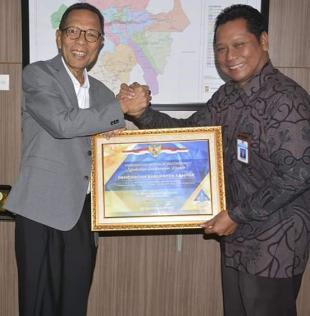 Pemkab Kampar Terima Penghargaan WTP dari Kementerian Keuangan RI