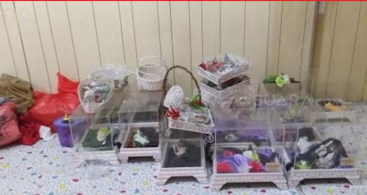 Cerita Tragis Pengantin di Palembang, WO Kabur Tamu Undangan Tak Makan