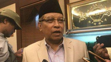 KH Said Aqil Khawatir Rezim Setelah Jokowi Intervensi Pesantren