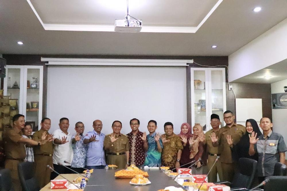 IPB Bogor menggelar Focus Group Disscussion (FGD) tentang Dampak Sosial dan Ekonomi tentang Industri Kelapa