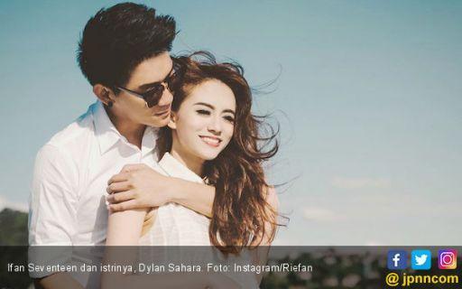 Bikin Sedih, Ifan Seventeen Ucapkan Selamat Tahun Baru untuk Dylan Sahara