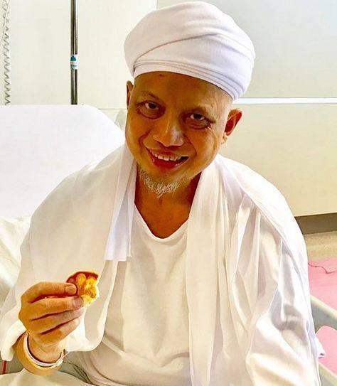 Terkini Kondisi Ustadz Arifin Ilham: Sudah Lebih Segar dan Bisa Sarapan