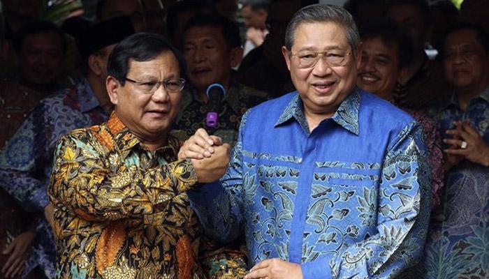 SBY Sepenuh Hati Mendukung Prabowo-Sandiaga Insya Allah Menang