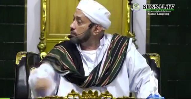 Dengarkan Baik-baik, Ini Alasan (Sederhana) Habib Taufiq Memilih Capres-Cawapres