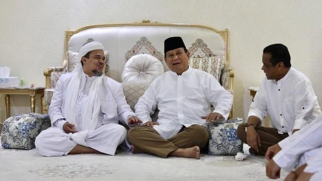 KABAR TERBARU Habib Rizieq, Ingin Pulang ke Indonesia dan Minta Ganti Tagar 2019GantiPresiden