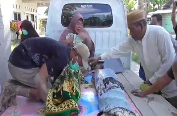 Cuma Beda Pilihan Politik, Makam Kakek dan Cucu di Gorontalo Dibongkar