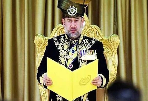 Rajanya Mengundurkan Diri, Publik Malaysia Shock dan Sedih