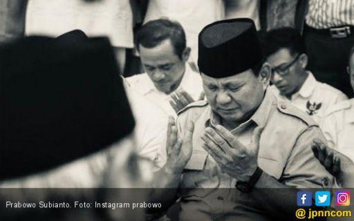 Setelah Jokowi, Prabowo Berencana Akan Jenguk Ustad Arifin Ilham di Rumah Sakit