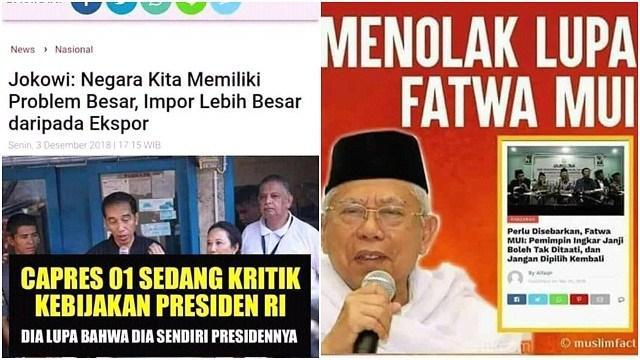 Capres 01 Kritik Kebijakan Presiden?,'Kado Pahit: Akhir Pekan di Twitter untuk Jokowi