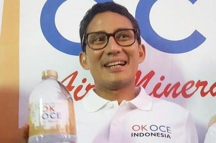 Tuduhan Kubu Jokowi Tak Benar, OK OCE-nya Sandi Sejahterakan Rakyat dan Sumbang BAZNAS