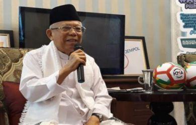 Serang Prabowo, Ma'ruf Amin Malah Bikin Kesalahan Fatal, Jokowi Kelabakan