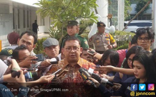 Fadli Zon Yakin Cuitan Andi Arief Tidak Salah