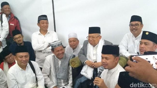 Sandiaga Anggap Pose 1 Jari Bima Arya Demi Muliakan Ma'ruf Amin
