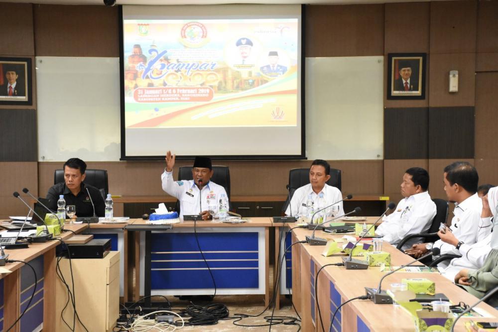 Kampar Expo akan digelar memperingati HUT Kampar Ke - 69