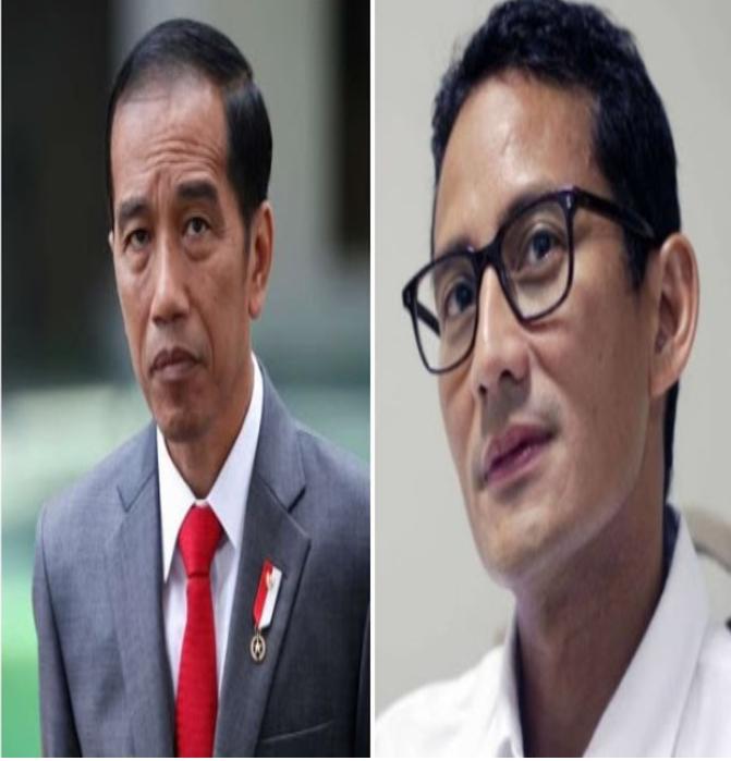 Jokowi:Pentingnya Pengalaman Dalam Pemerintahan Di Sahut Oleh Sandi