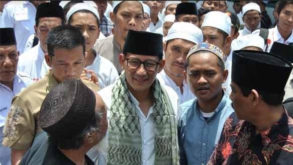 Hari Ini Para Habaib, Kiai, dan Ulama Jatim Deklarasi Dukung Prabowo-Sandi di Sidogiri