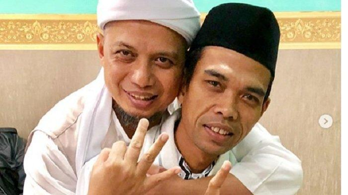 Doa Ustadz Abdul Somad & Habib Rizieq untuk Ustadz Arifin Ilham, Sandiaga Uno Menjenguk