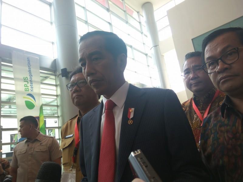 Jokowi : Pembentukan Tim Gabungan Kasus Novel tidak berkaitan dengan politik