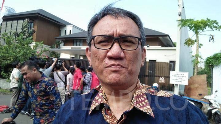 Tim Jokowi Minta Andi Arief Ditangkap, Demokrat Gusar Polisi  Langsung Mau Jemput Paksa