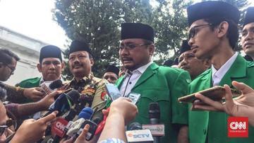 Kelompok Radikal Menginduk ke Satu Capres Sebut GP Ansor