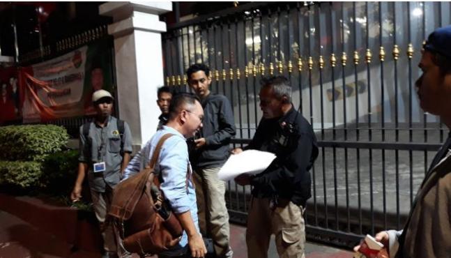 Sejumlah Pewarta Dilarang Meliput di DPP PDI Perjuangan
