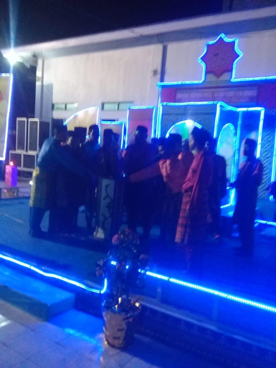 Camat  Rupat Utara Buka Resmi MTQ Ke-XVIII  Desa Tanjung Punak Tahun 2020
