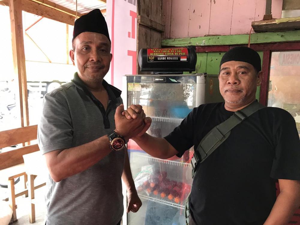 Drs.Endah Ruhyana berharap Semua Eleman Masyarakat  Rohul Jaga ketentraman Pada Pilkada 2020