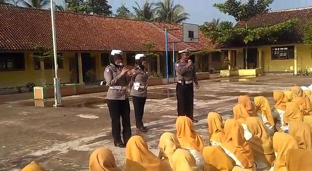 Polres Banjar Terus Gencar Laksanakan Program Police Goes To School
