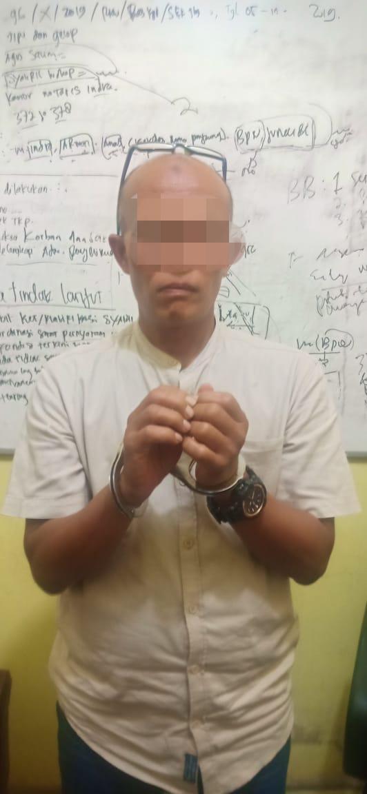 Pria Paroh Baya Di Kampar Di Jebloskan Istrinya Ke Penjara,Karena,melakukan ini