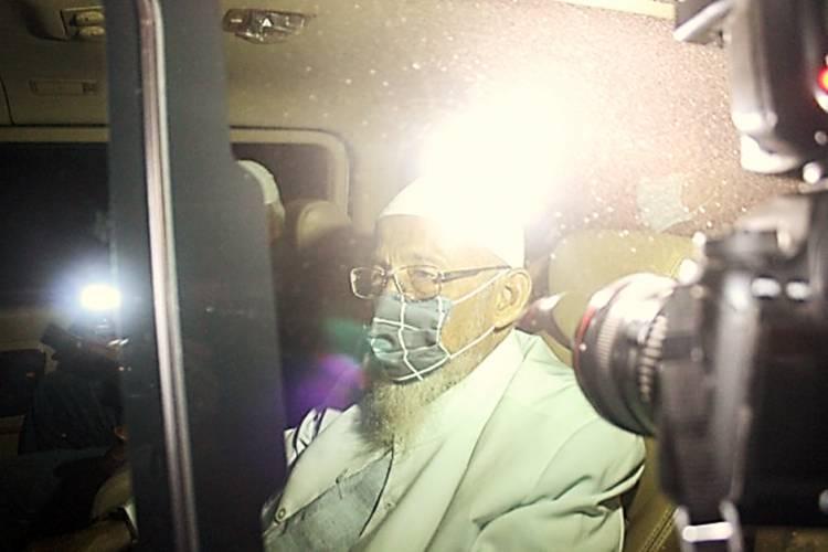 Abu Bakar Ba'asyir Hari ini Menghirup Udara Bebas Usai Jalani Masa Hukuman 15 Tahun Dipenjara