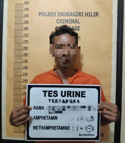 Seorang Terduga Pelaku Tindak Pidana Perjudian Diamankan Polsek Kempas