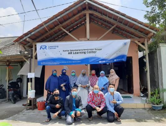 Grand Launching AR Learning Center & Taklim Jurnalistik