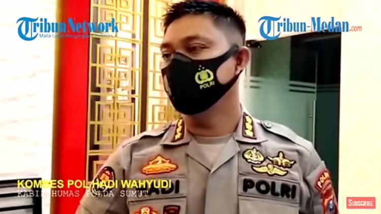Ada-ada Saja, Tiga Oknum Polisi Digerebek Warga saat Sedang Asyik Pesta Sabu