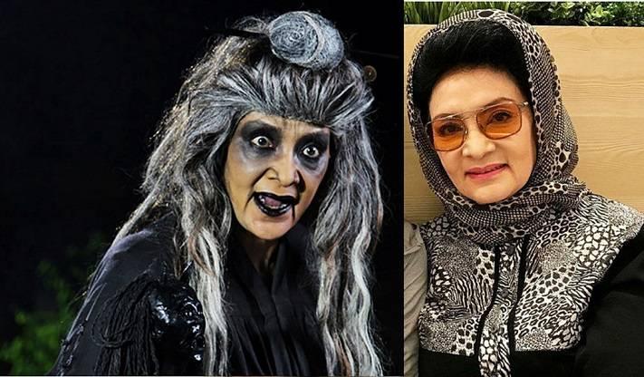 Innalillahi Wa Inna Ilaihi Rojiun, Farida Pasha Pemeran 'Mak Lampir' Meninggal Dunia