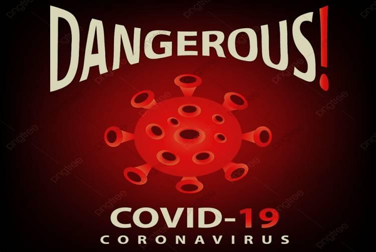 Covid-19 Makin Membumbung, Hari ini Tertinggi dengan Penambahan Kasus di Indonesia 10 Ribu Lebih