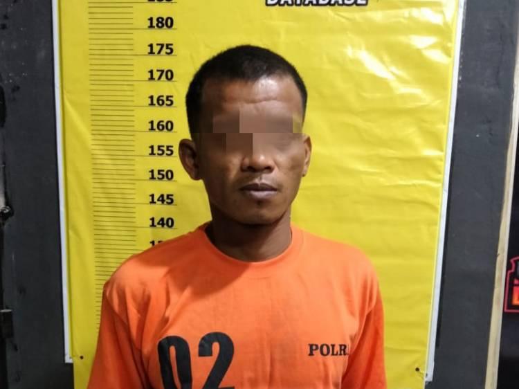 Hantam Korban dengan Raskam Setelah Ditanya Soal Pelecehan, Pelaku Diserahkan ke Polisi