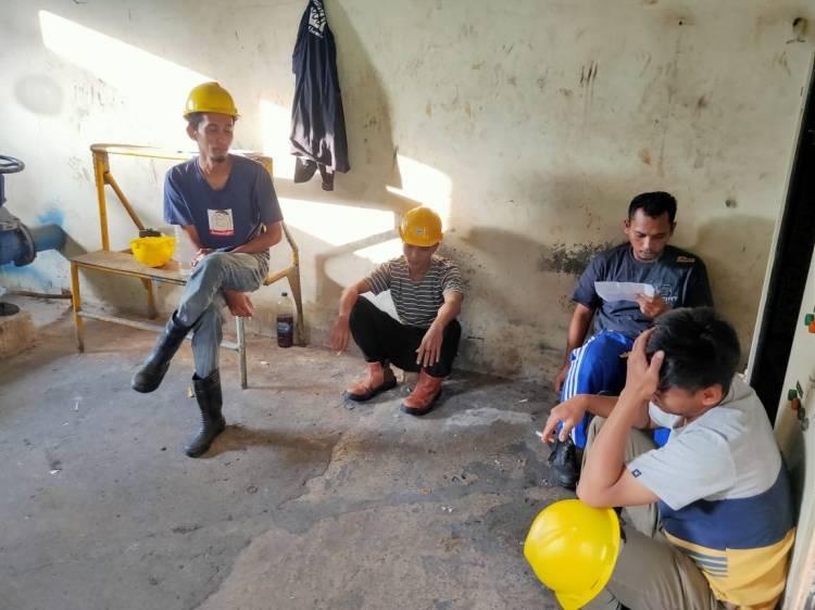 Usai Disidak DPRD Rohil, PT KAN Malah Mutasikan Karyawannya