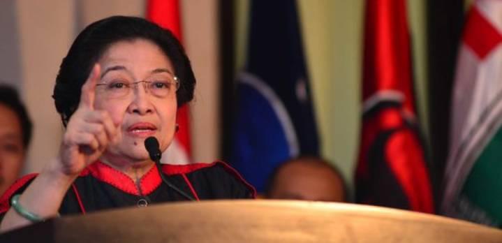 Ketua Umum PDIP Megawati Soekarnoputri Menyinggung Soal Pengelolaan Sampah Di Jakarta