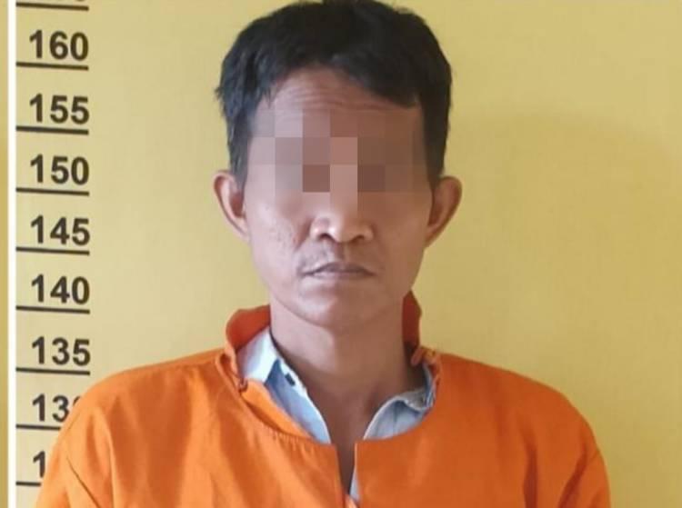 Ketahuan Simpan Sabu-sabu di Penyemprot Rumput, Pria di Rohil ini Diringkus Polisi