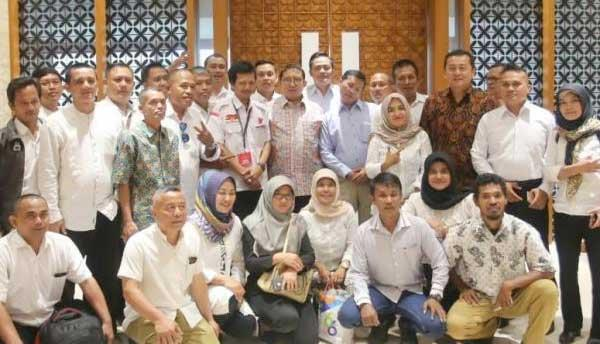 Honor K2 30 Propinsi Resmi Mendukung Prabowo-Sandi Pada Pilpres 2019