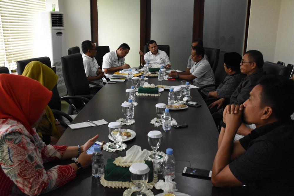 Giliran DPRD Kota Pariaman kunjungi Kabupaten Kampar gali potensi peningkatan PAD