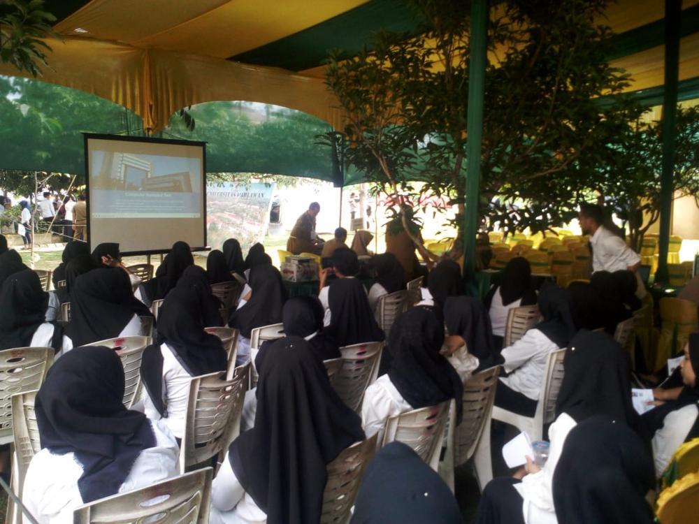 Sebanyak 1179 Peserta mengikuti  SKD Calon pegawai Negeri Sipil Formasi 2019 di Kabupaten Kampar