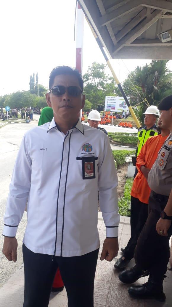 Ketua IWO Kabupaten Pelalawan, Sebut PT RAPP Seperti Negara dalam Negara