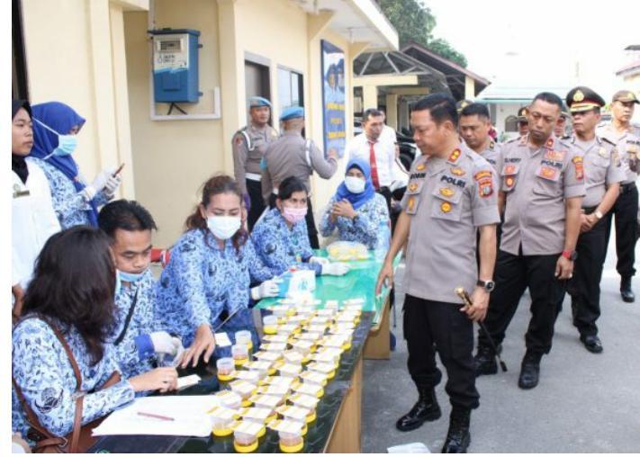 Brigadir DNG Oknum personil Polsek Tanjung Beringin, Polres Serdang Bedagai Diduga Terindikasi Narkoba