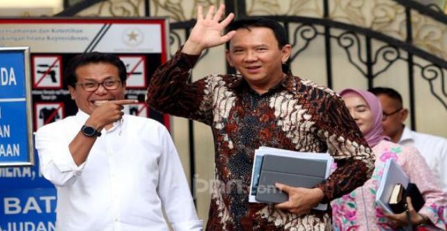 Fadjroel Rachman Jubir Presiden Joko Widodo Sebut Warga Tionghoa Bisa Menjadi Presiden