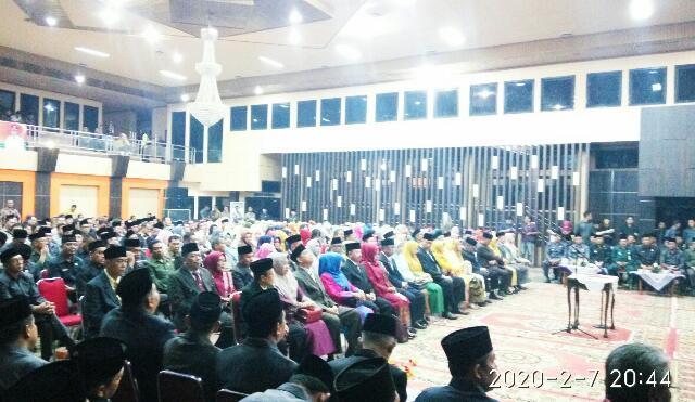 24 Pejabat Tinggi Pembina Pratama Dilantik Langsung Oleh Bupati Inhil,