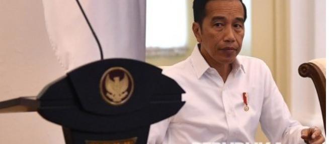 Presiden Joko Widodo : Indonesia Akan Selalu Bersama China Dalam Masa Sulit