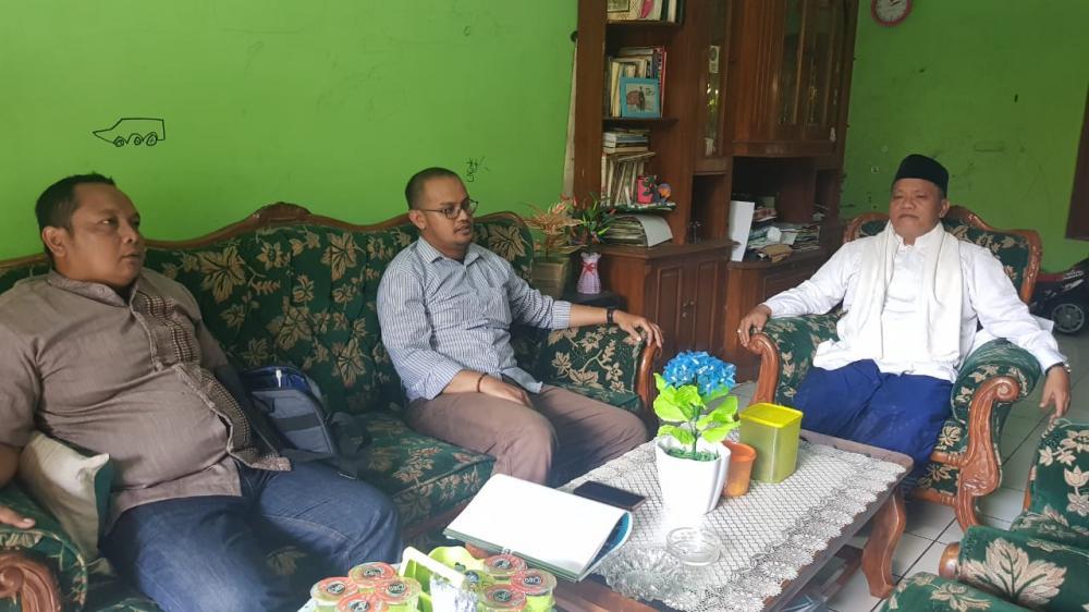 Jajaran Humas Polres Banjar silahturahmi dengan FKUB Kota Banjar